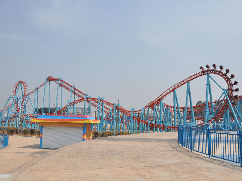 Suspended Roller Coasters For Sale Cheap In Beston
