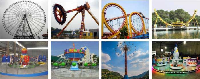 Beston Amusement Park Rides For Sale