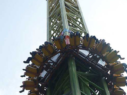 Drop Tower Ride For Sale Cheap From Beston