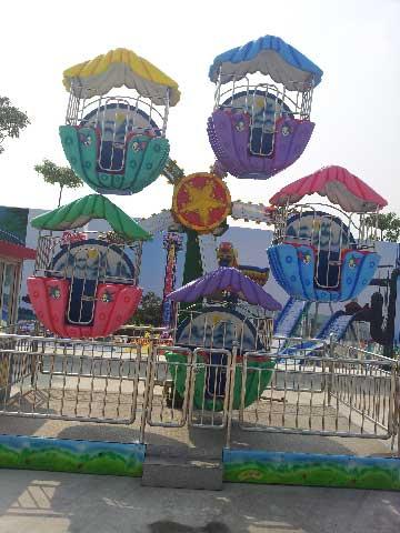 Low Price Amusement Mini Ferris Wheel