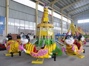 Self-Control Rotary Bee Ride For Sale