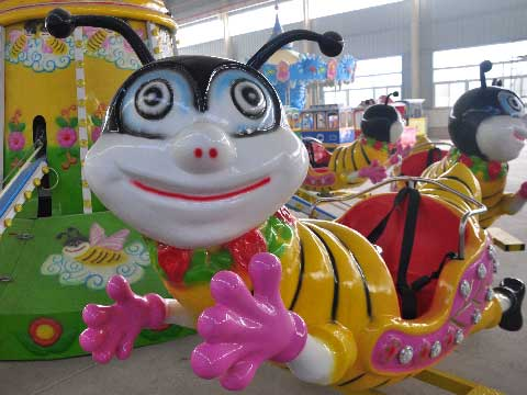 Self-Control Rotary Bee Ride For Sale Cheap In Beston Factory