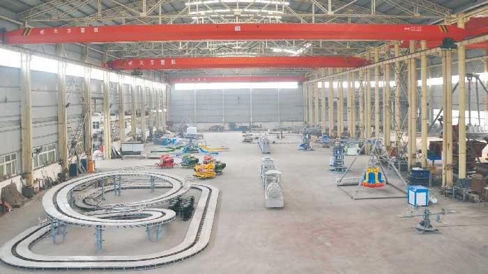 Workshop Of Beston Factory