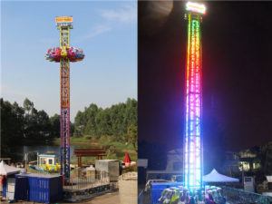 Rotary Drop Tower For Sale In Beston Factory