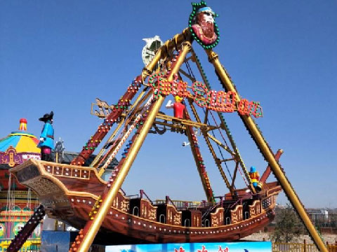 Pirate Ship Ride For Sale Cheap In Beston Factory