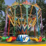 Amusement Park Self Control Super Swing Ride For Sale