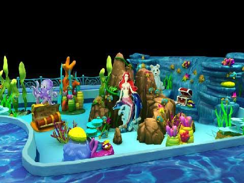 Buy Cheap Kiddie Rides Ocean Drifting Amusement Ride From Beston
