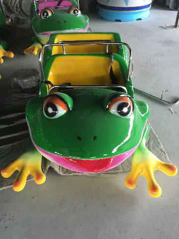 Cabin Of Techno Frog Jump Amusement Rides In Beston