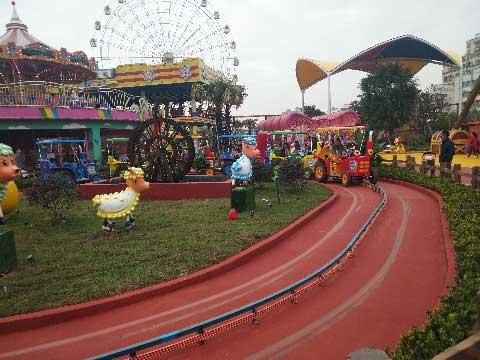Happy Farm Amusement Rides - Beston Amusement Rides