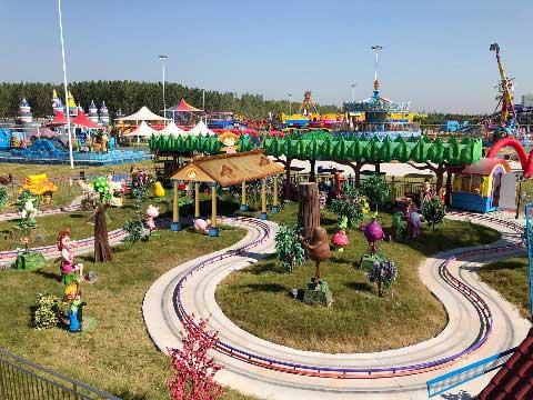 Happy Farm Amusement Rides For Sale - Beston Manufacturer