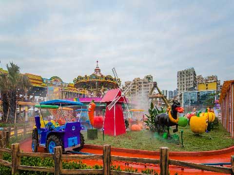 Happy Farm Amusement Rides - Beston Factory