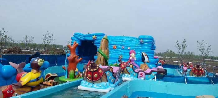 Kiddie Ocean Drifting Amusement Ride For Sale - Beston