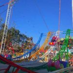 Meniscus Roller Coaster Car For Sale