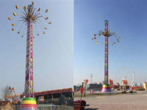 Swing Tower Rides For Sale In Beston