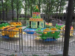 Techno Jump & Smile Amusement Rides For Sale In Beston