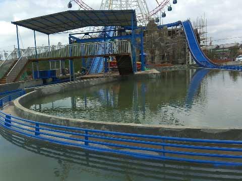 Water Roller Coaster Rides - Beston Water Rides