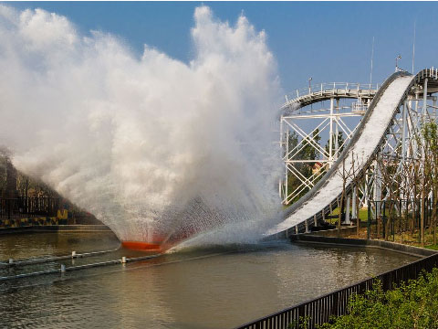 Water Roller Coaster Rides - Water Park Rides