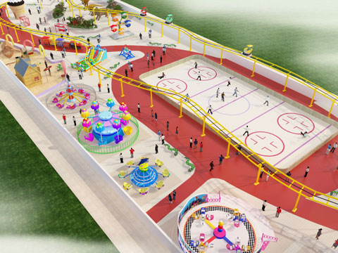 BNPD 08 - Amusement Park Design & Project - Beston Company
