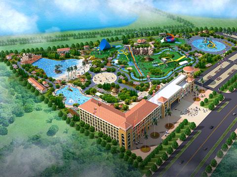 BNWPD 01 - Water Park Design & Project - Beston Company