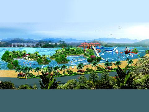BNWPD 09 - Water Park Design & Project - Beston Company