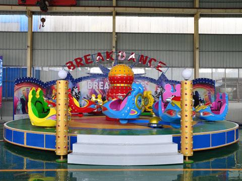 BNBR 01 - Breakdance Ride For Sale Cheap - Beston Factory
