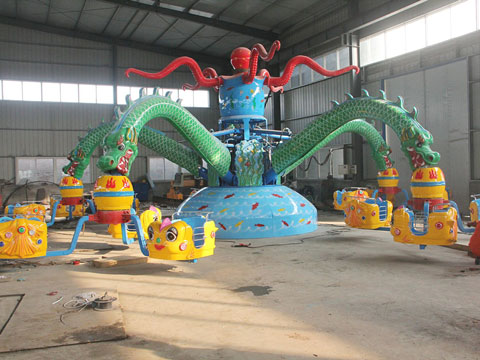 BNOR 01 - Octopus Ride For Sale Cheap - Beston Factory