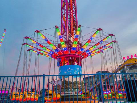BNST 01 - Swing Tower Ride For Sale Kenya - Beston Supplier