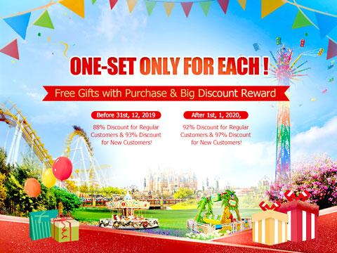 Discount Amusement Rides On Sale - Beston Company