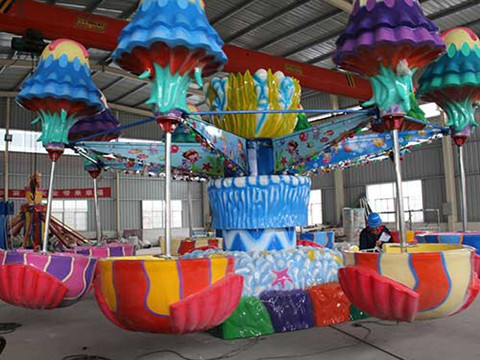 BNJR 02 - Jellyfish Ride For Sale Kenya - Beston Company